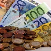 Cent Münzen Von Bundesbank Verteidigt